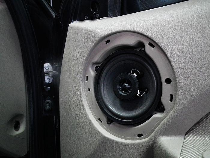 爱丽舍音响改装 珠海道声汽车音响改装 改装案例 珠海道声汽车音响改